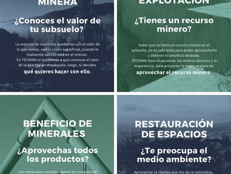 5 servicios en Minería