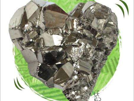 La vida íntima de los minerales