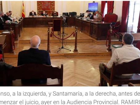 El fiscal responsabiliza al empresario y al jefe de la explotación de los daños ambientales