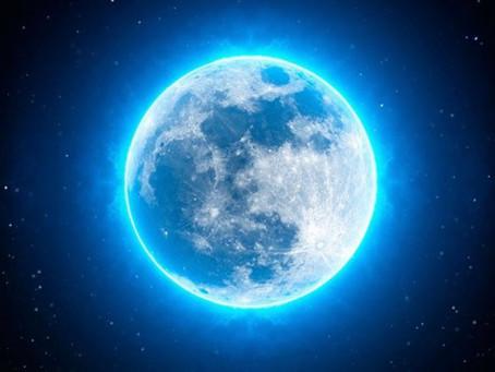 Los increíbles colores de los minerales de la Luna