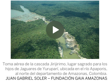 La minería amenaza el centro sagrado del mundo