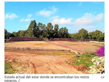 Investigan dónde han ido a parar las muestras mineras de Peñarroya