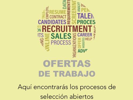Oferta de empleo para técnico comercial en Barcelona