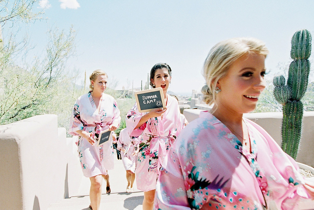 Four Seasons Scottsdale Bridesmaids
