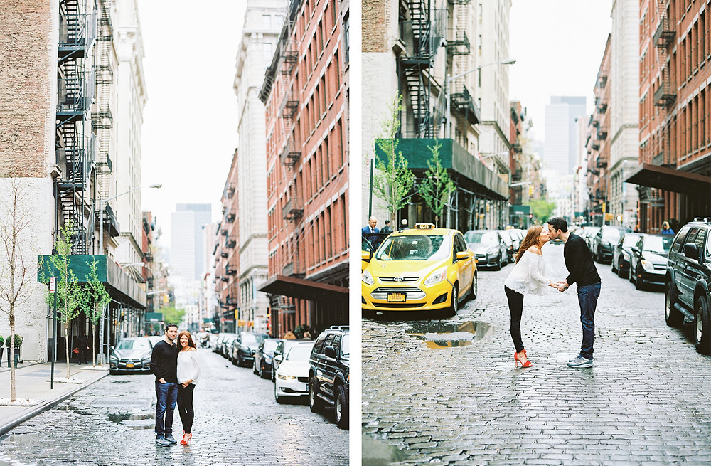New York City Engagement Shoot | New York, NY | Elyse Hall Photography