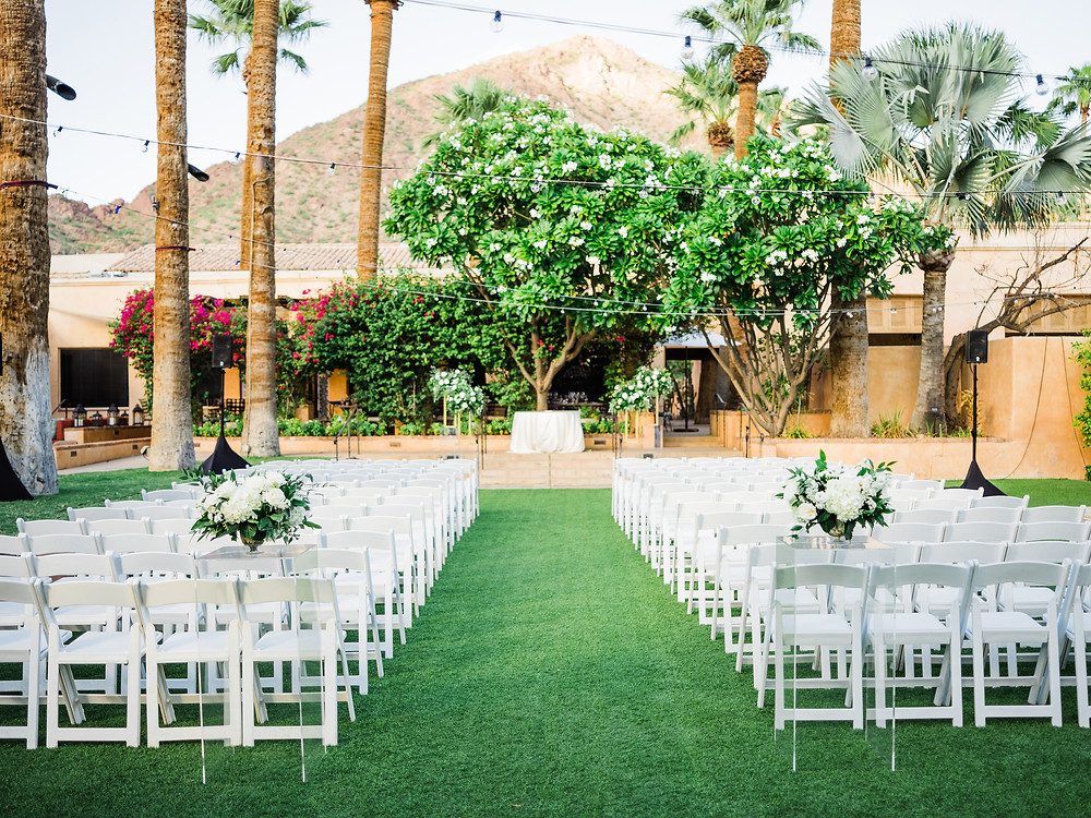 Royal Palms Wedding Venue | Scottsdale, AZ | Elyse Hall Wedding Photography