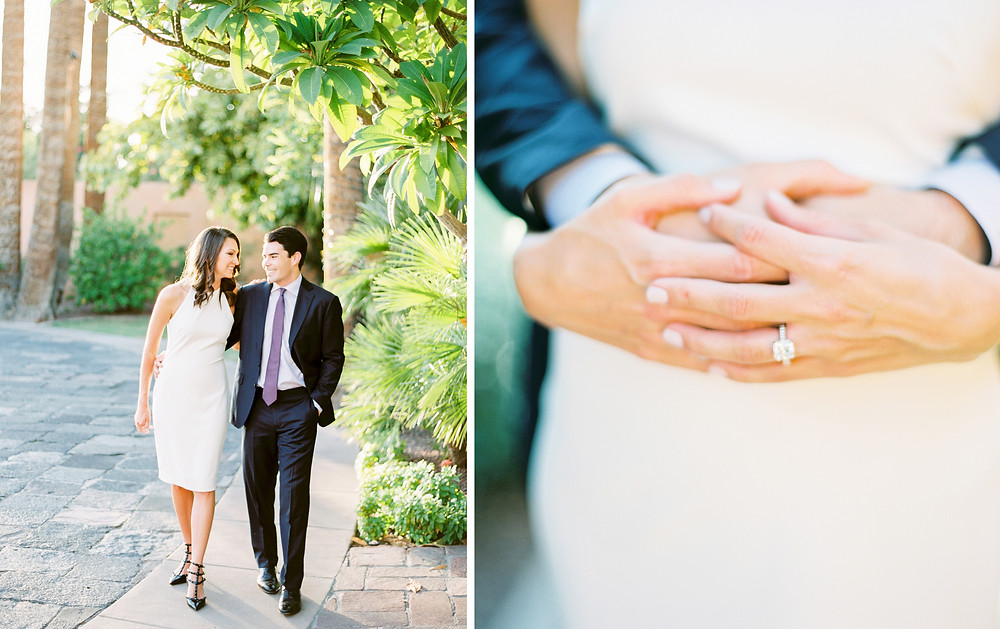 Royal Palms Engagement Session
