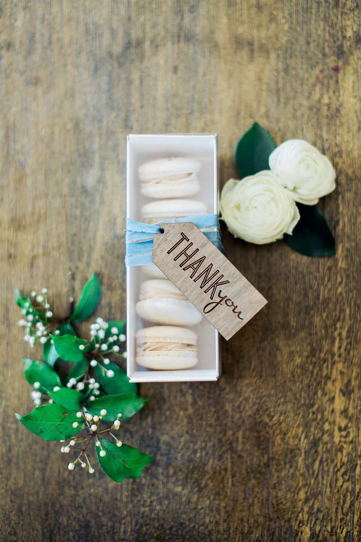 Montelucia Wedding, Details, Guests Favors