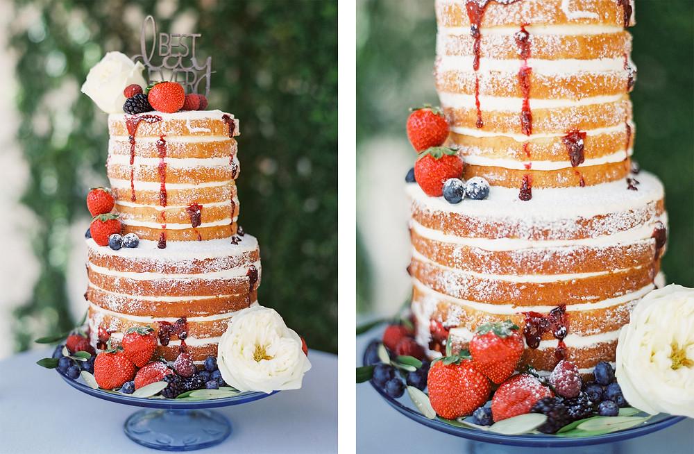 Montelucia Wedding, Reception Details, Wedding Cake