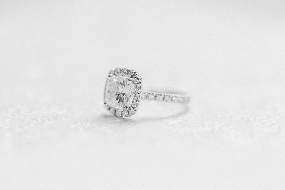 Arizona Biltmore Classic White Wedding, Ring.