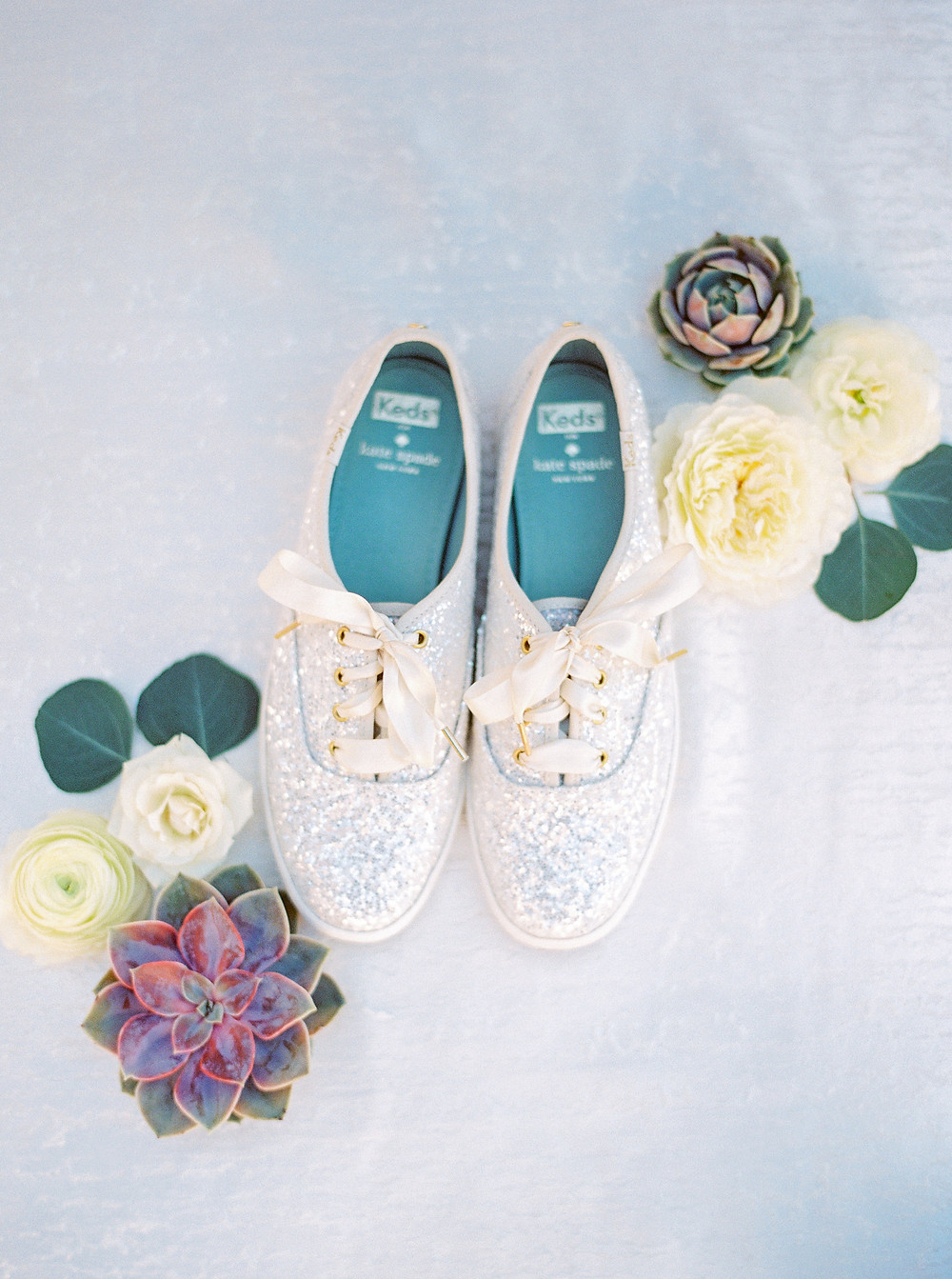 Four Seasons in Scottsdale Arizona Bride Details, Kate Spade Wedding Shoes