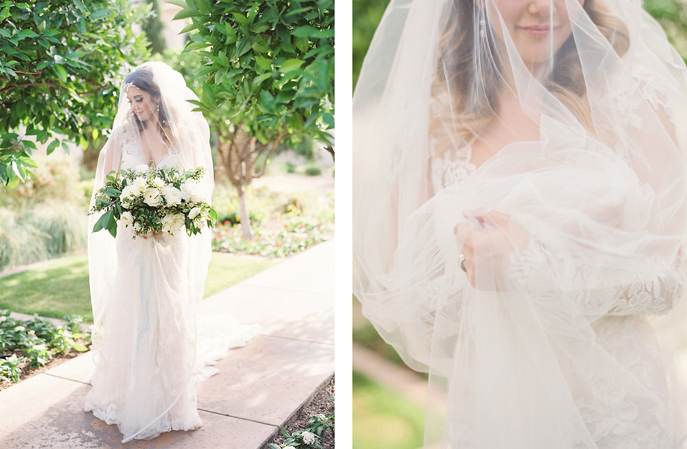 Montelucia Wedding, Bride