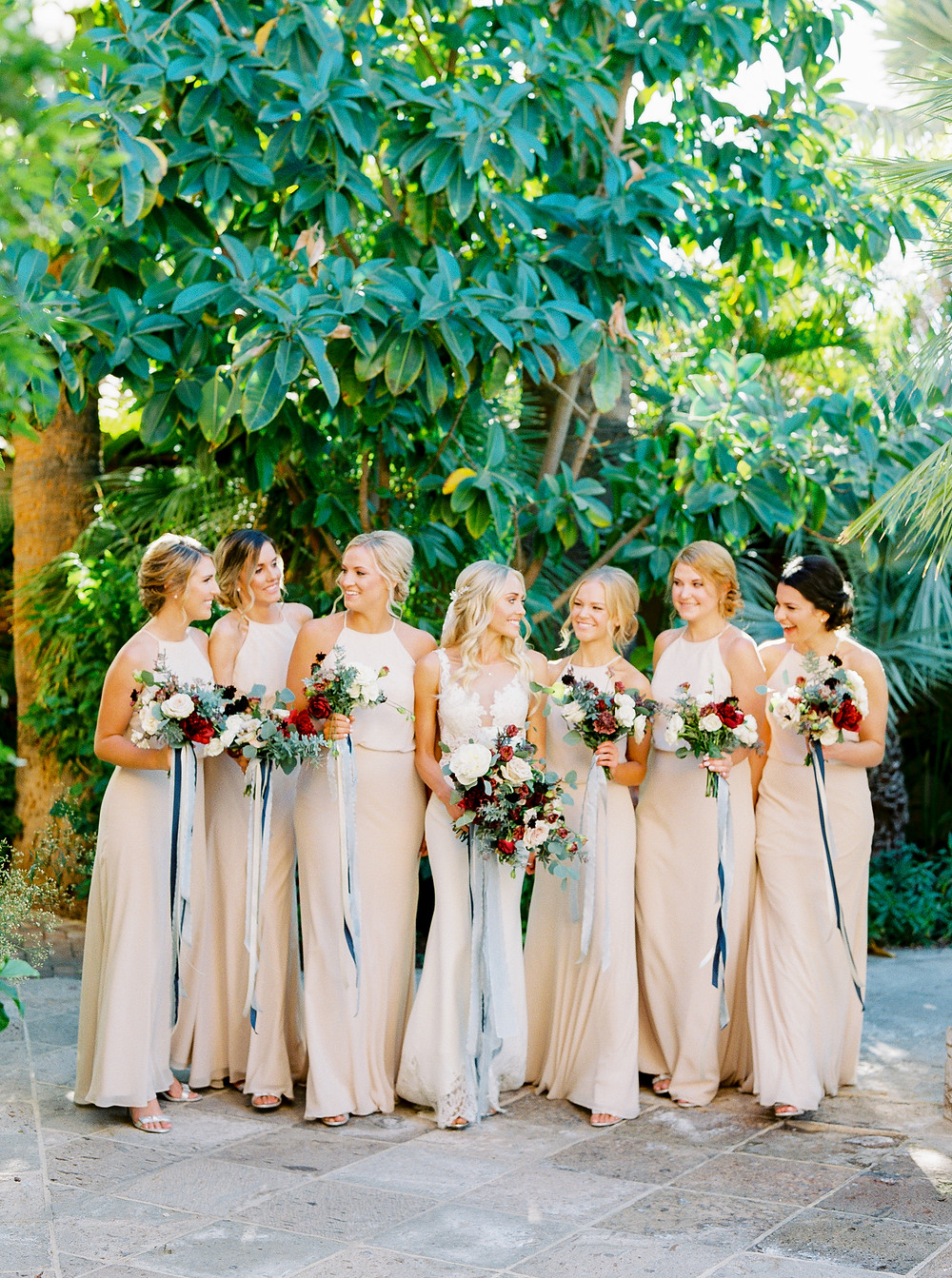 Royal Palms Wedding, Bridesmaids, Bridal Party