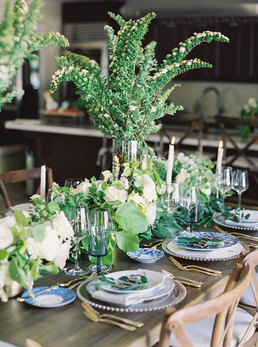 Montelucia Wedding, Reception Details