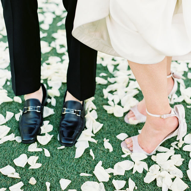 Four Seasons Blush Wedding | Scottsdale, AZ