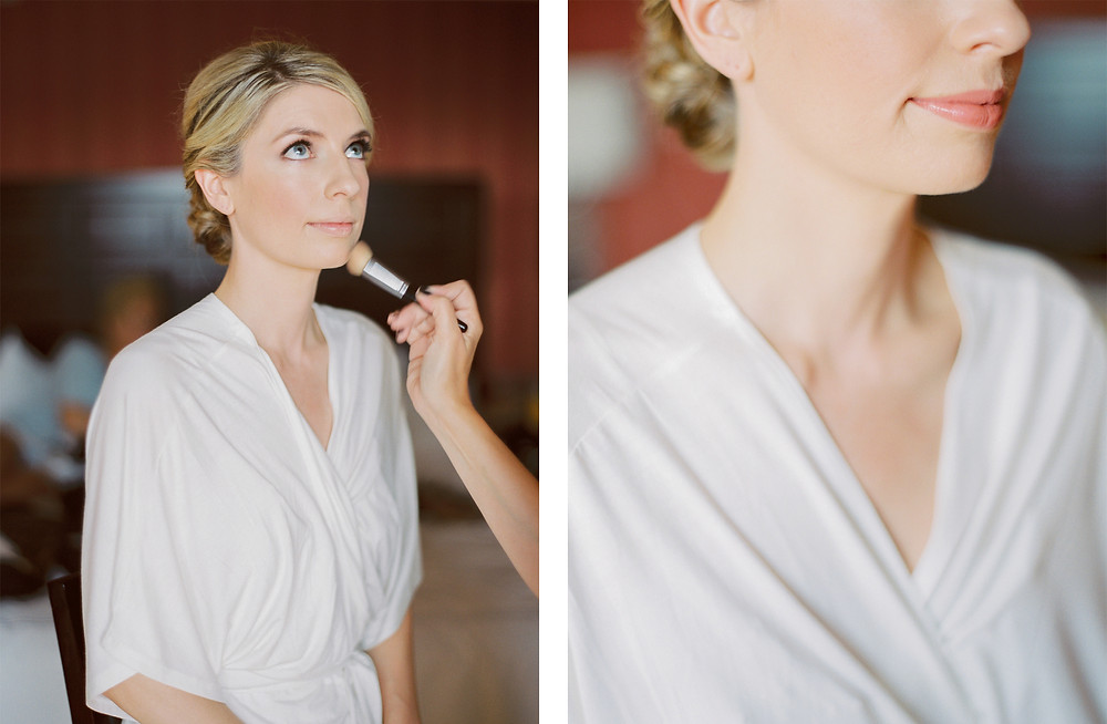 Boston Wedding, Bride Getting Ready