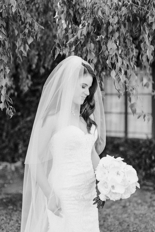 Arizona Biltmore Classic White Wedding, Bride
