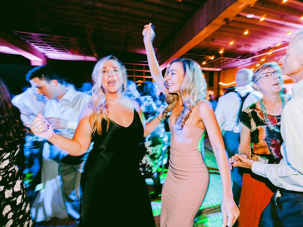 Tucson, Arizona Wedding, Reception, Open Dancing