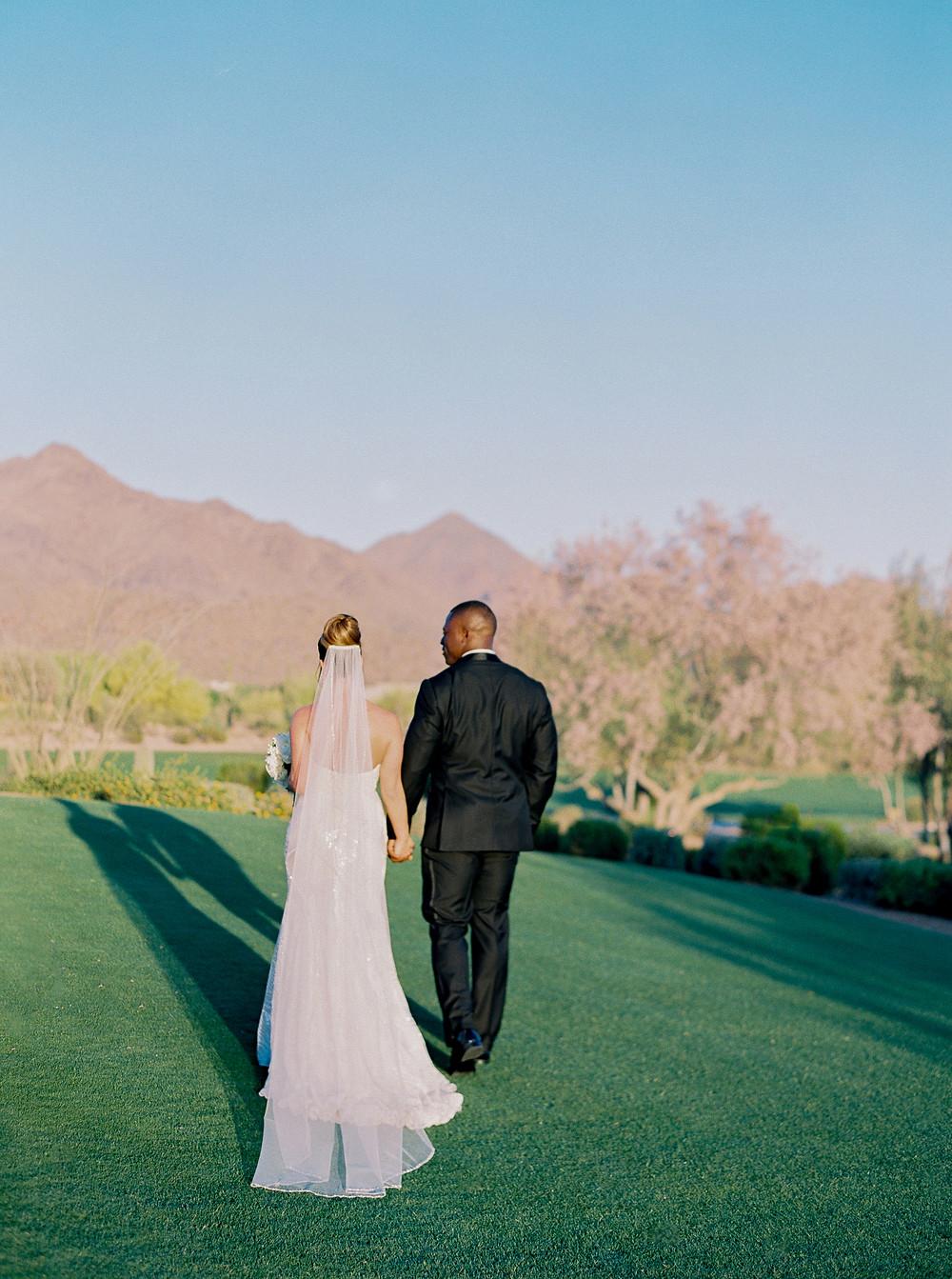 DC Ranch Wedding, Bride & Groom Portraits