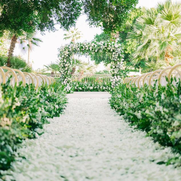 Glamorous Phoenician Wedding   Scottsdale, AZ