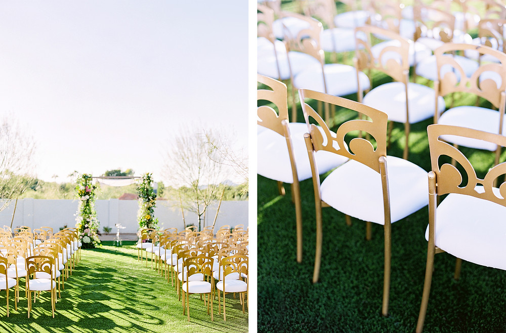 Andaz Scottsdale Wedding, Ceremony