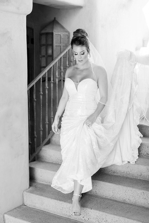 DC Ranch Wedding, Bride Portrait