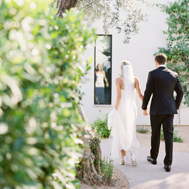 Elevated Modern Andaz Wedding | Scottsdale, AZ