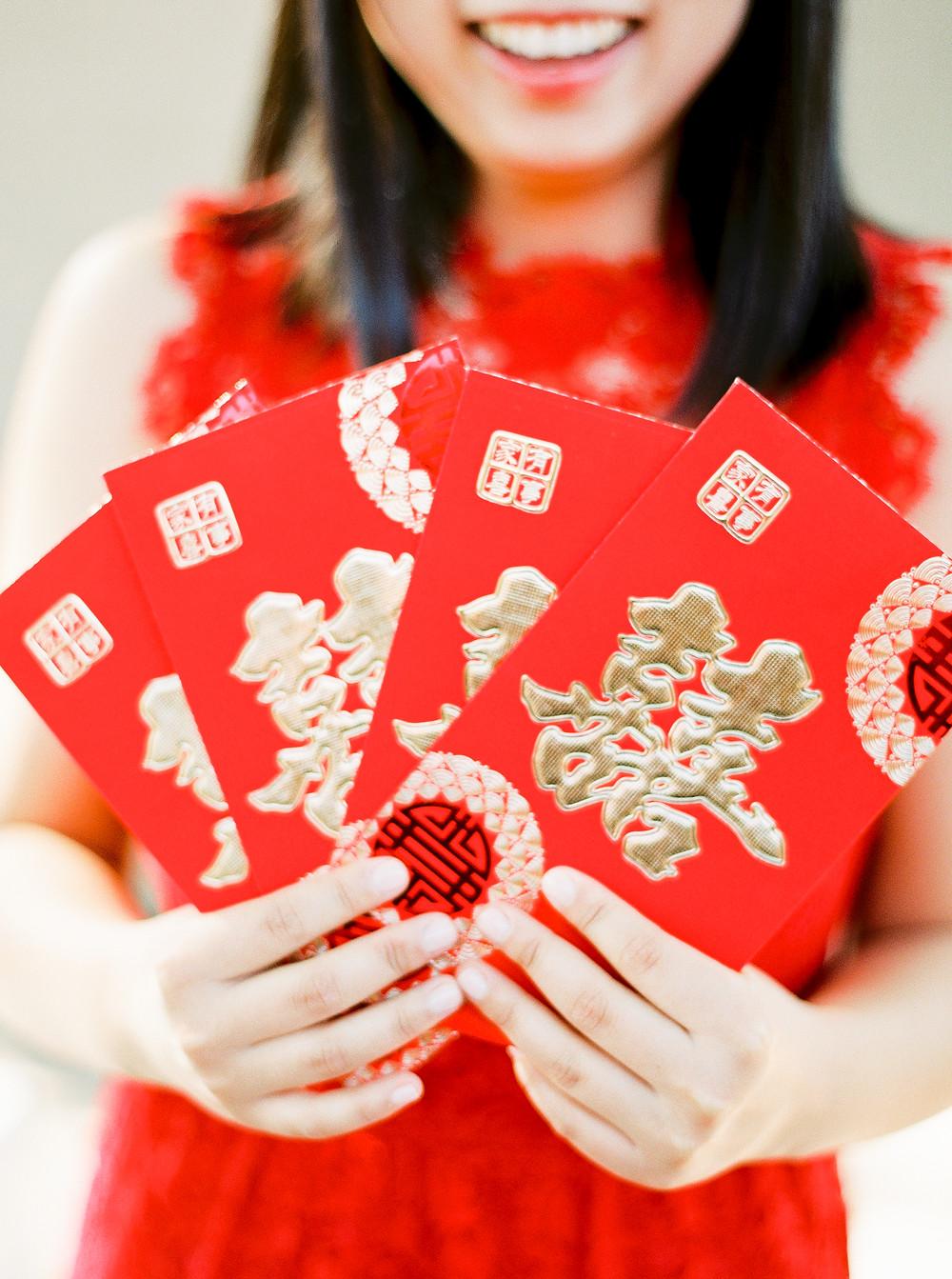 El Chorro Wedding, Traditional Chinese Wedding, Details