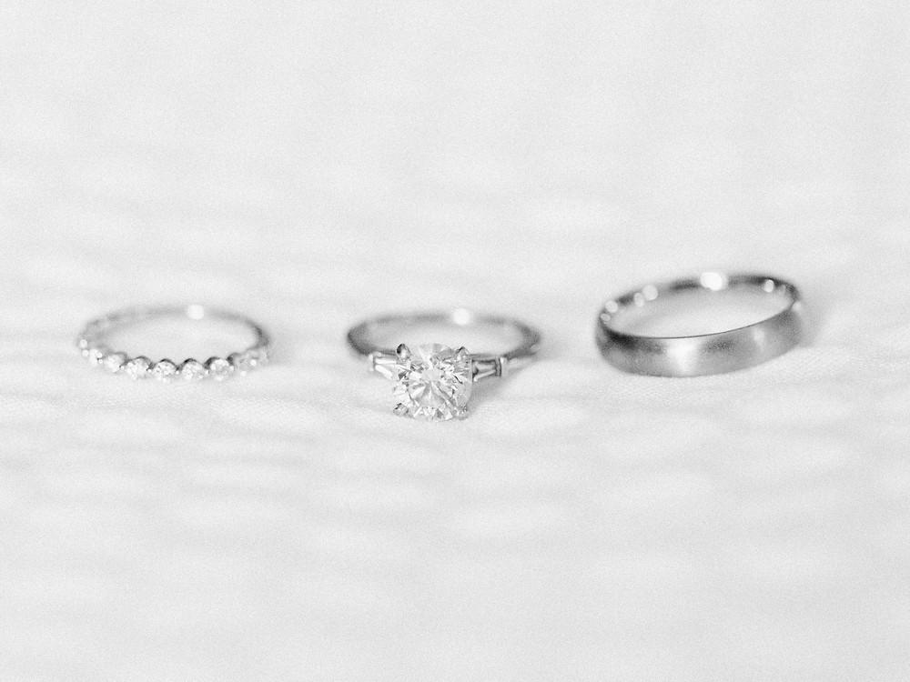 Tucson, Arizona Wedding, Wedding Rings Detail Shot