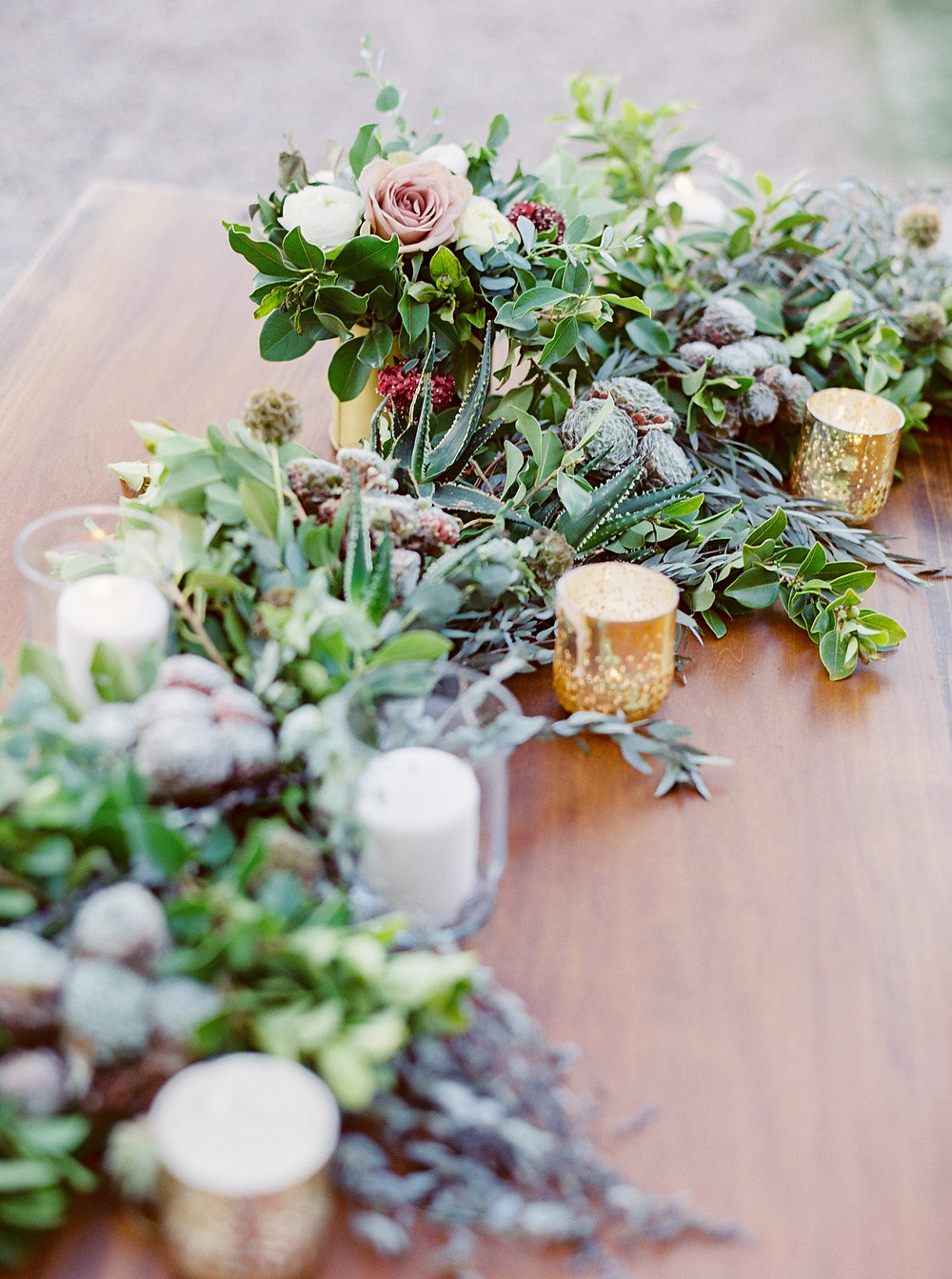 Tucson, Arizona Wedding, Reception Details