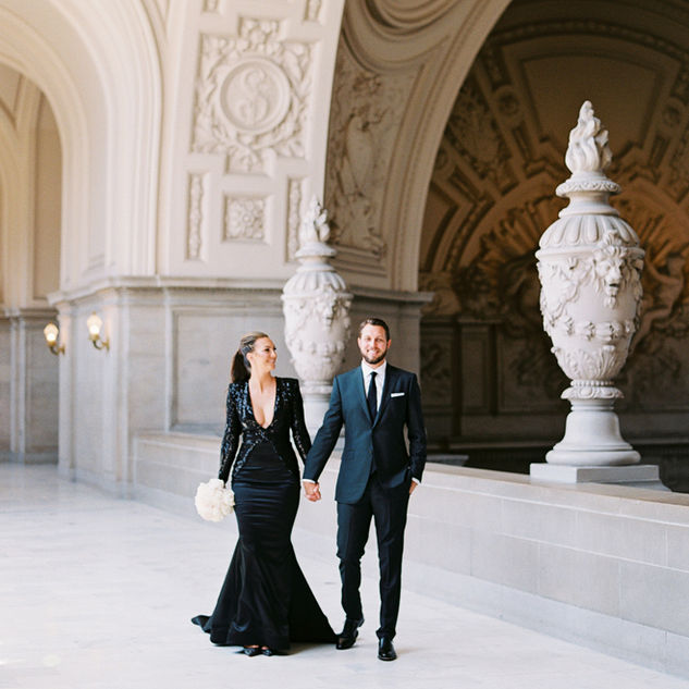 City Hall Elopement | San Francisco, CA