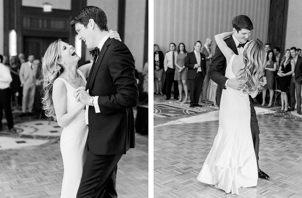 Four Seasons in Scottsdale Arizona First Dance during Reception