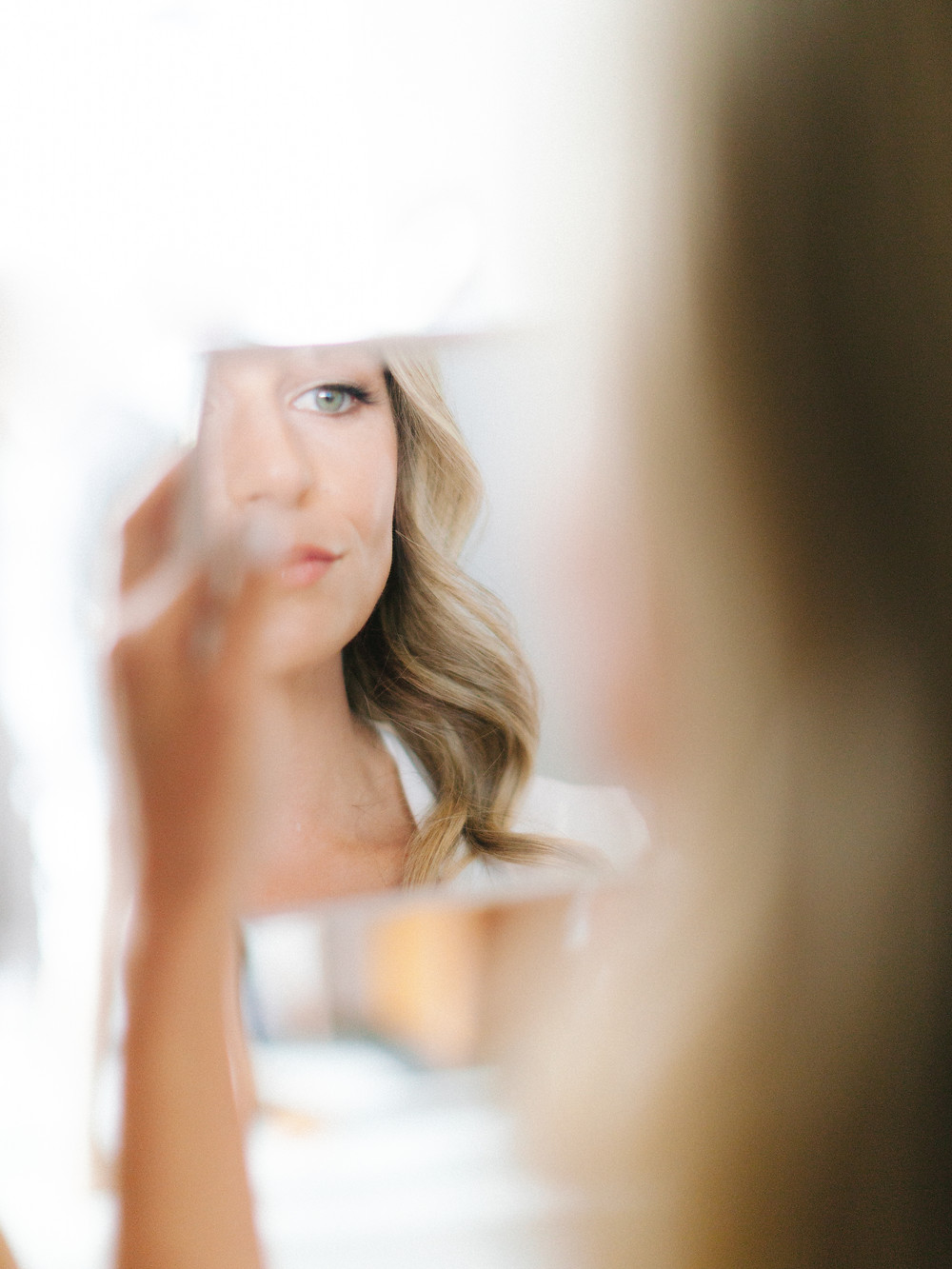 Andaz Scottsdale Wedding, Bride Getting Ready