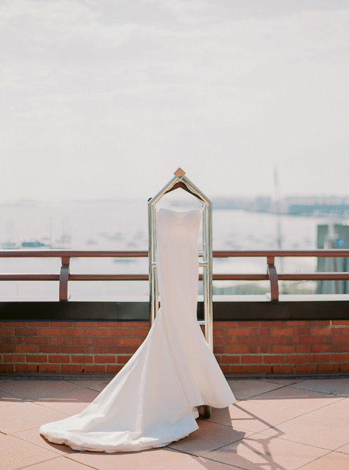 Boston Harbor Wedding | Boston, MA | East Coast Wedding Photographer