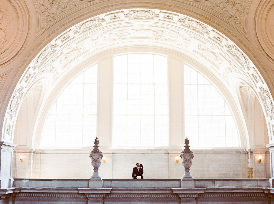 City Hall Elopement | San Francisco, CA | Elyse Hall Photography