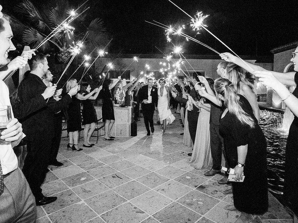 Royal Palms Wedding Reception | Scottsdale, AZ | Elyse Hall Wedding Photography