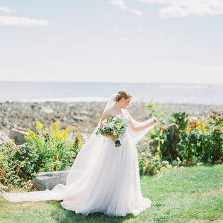 Coastal New England Wedding | Rye, NH