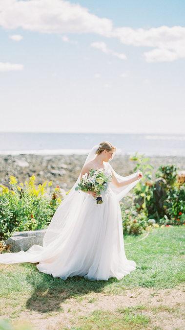 Coastal New England Wedding