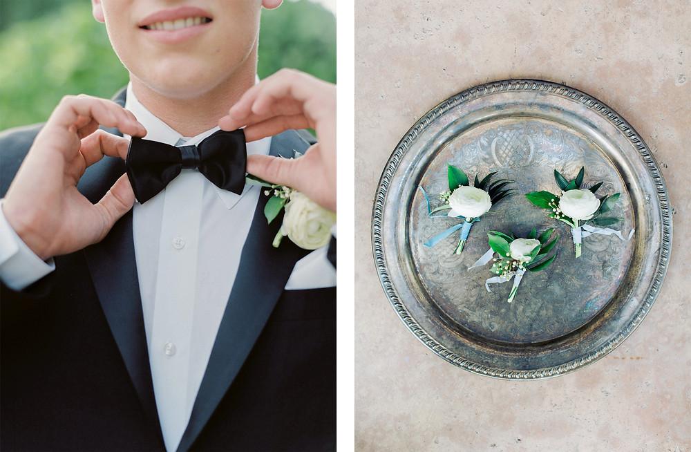 Montelucia Wedding, Groom, Groom Details