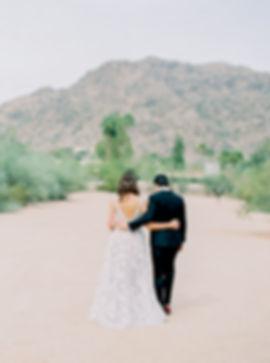 El Chorro | Paradise Valley Wedding Photographer