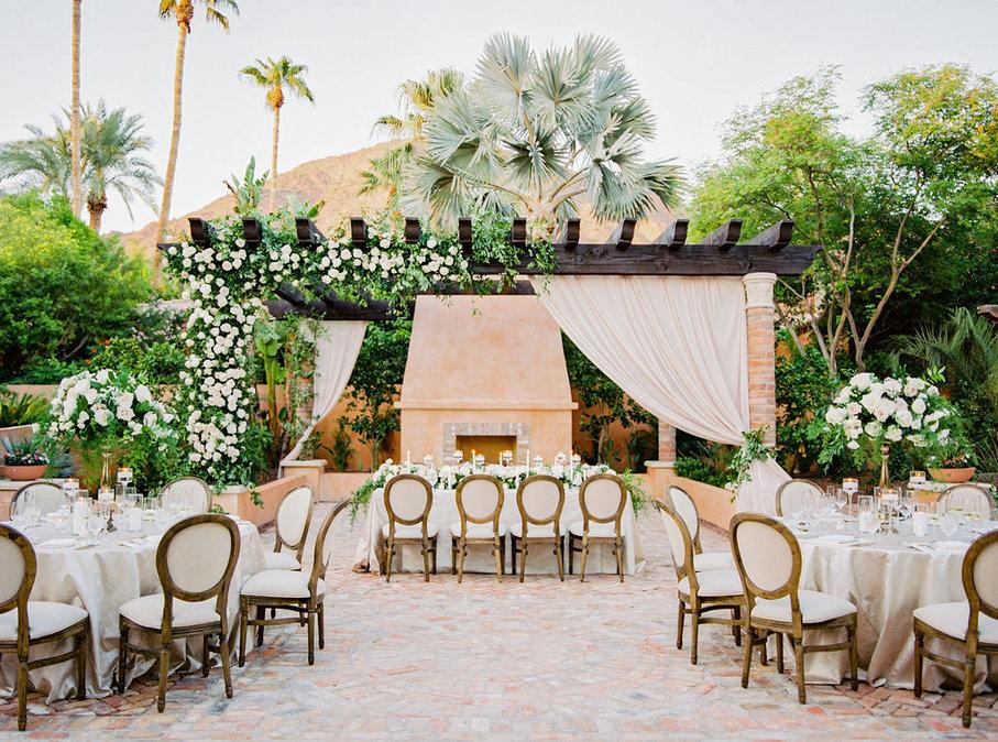 Old Hollywood Royal Palms | Scottsdale, AZ | Elyse Hall Photography