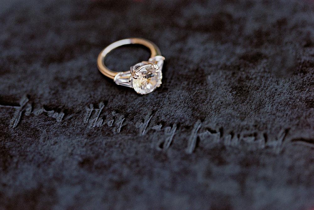 Royal Palms Wedding, Details, Wedding Ring