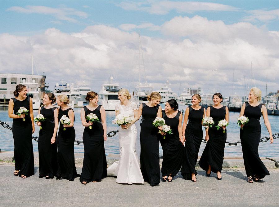 Boston Harbor Wedding | Boston, MA | New England Wedding Photographer