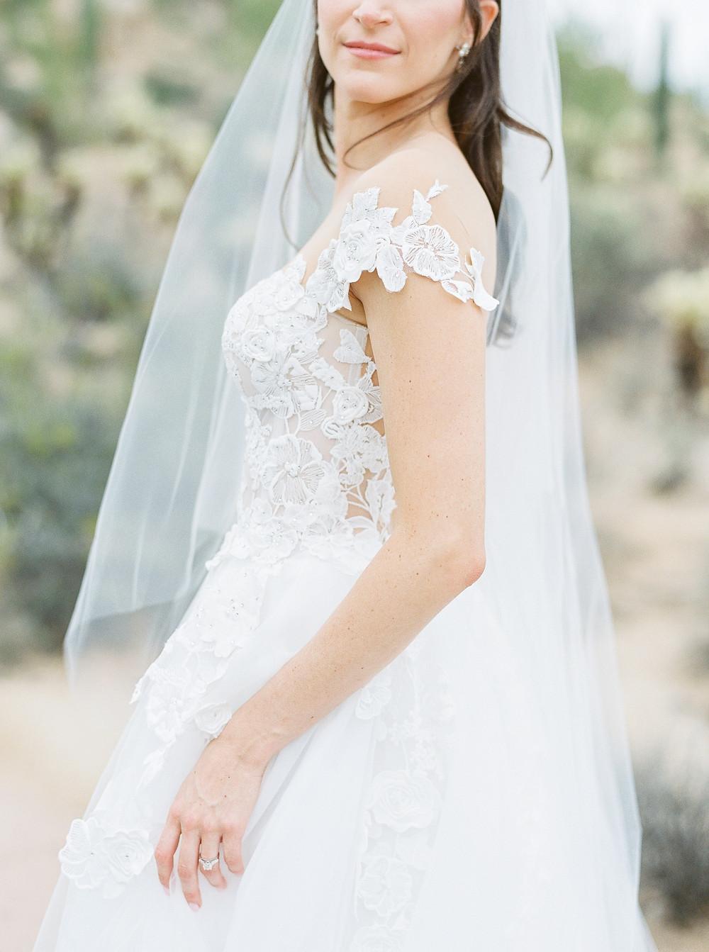 Galia Lahav Dress