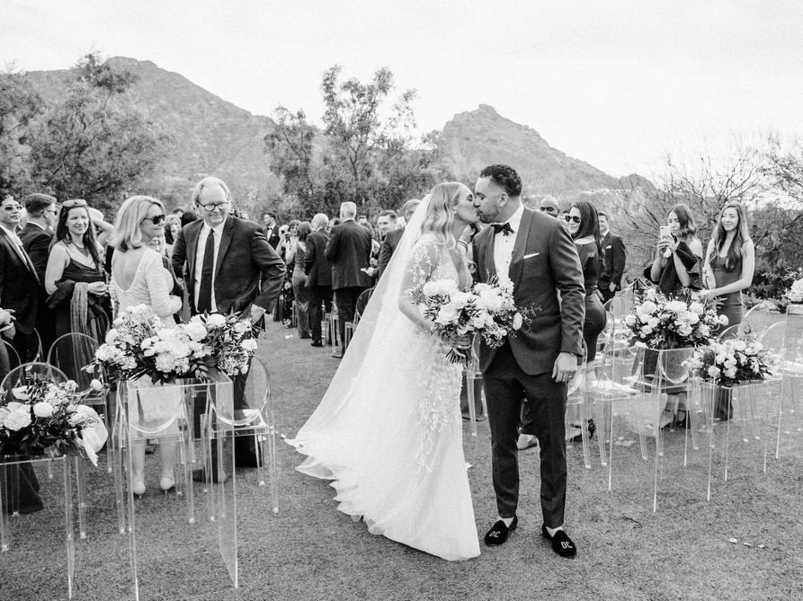 El Chorro Wedding | Scottsdale, AZ | Elyse Hall Photography