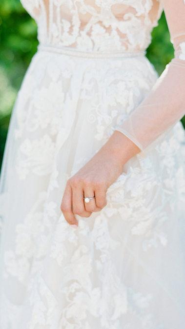 Romantic Soft El Chorro Wedding