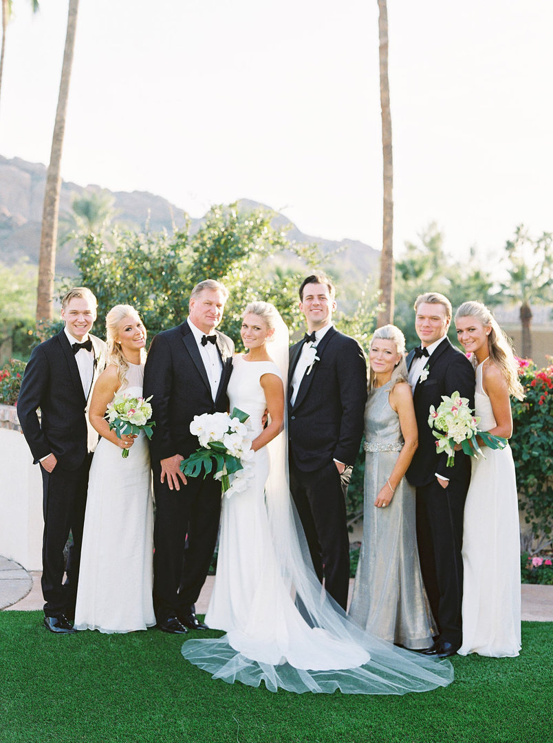 Montelucia Resort Wedding | Paradise Valley, AZ | Arizona Wedding Photographer