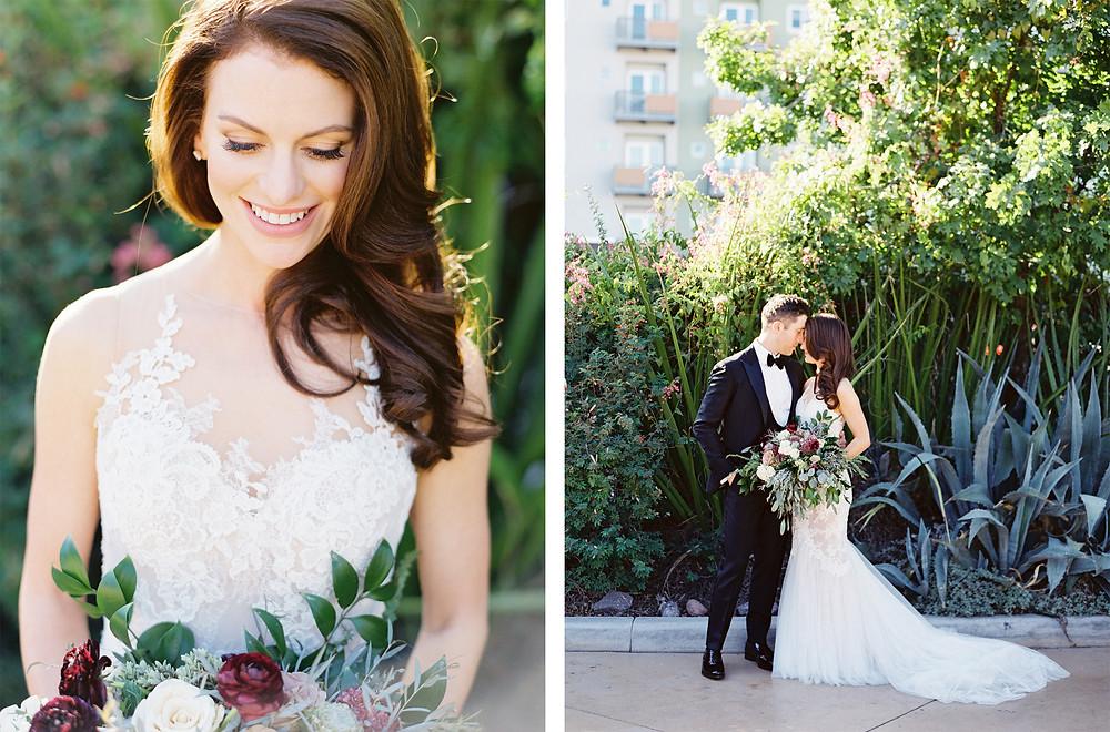 Tucson, Arizona Wedding, Couple Portraits, Bridal Portrait