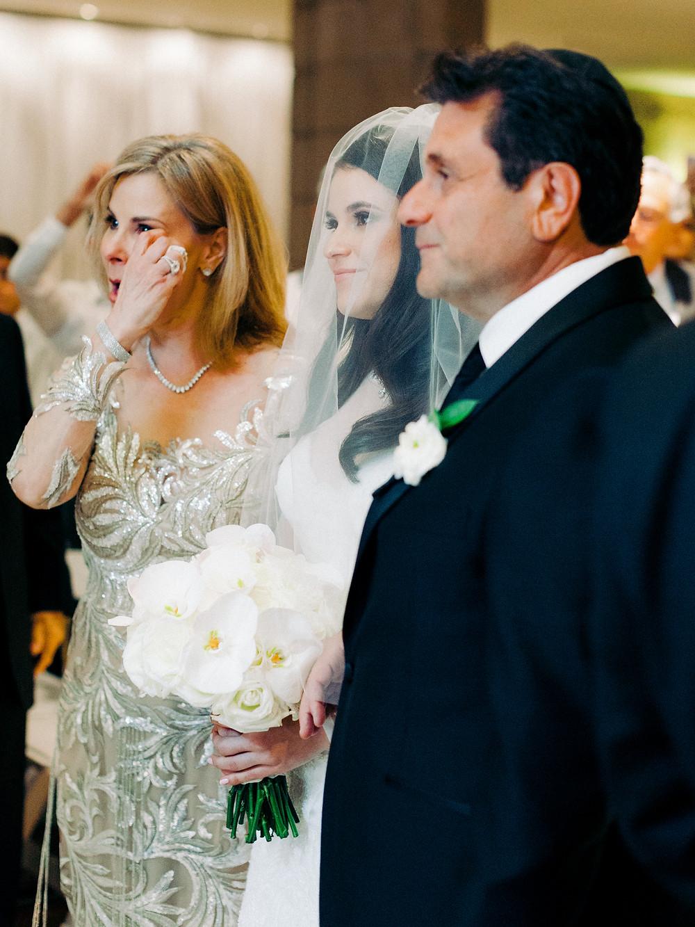 Arizona Biltmore Classic White Wedding, Ceremony