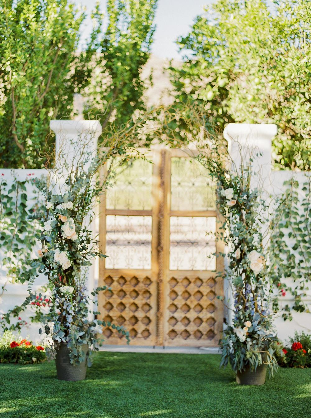 El Chorro Wedding, Traditional Chinese Wedding, Ceremony Details
